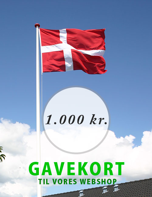 Gavekort - 1.000 kr.